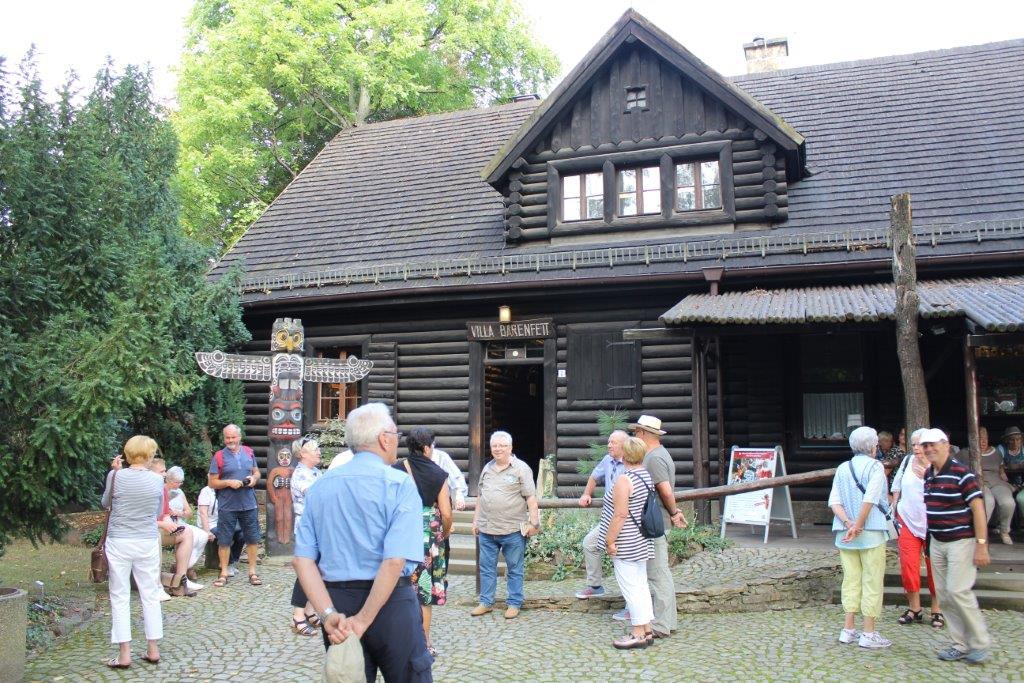 Troisdorf zu Besuch in Heidenau