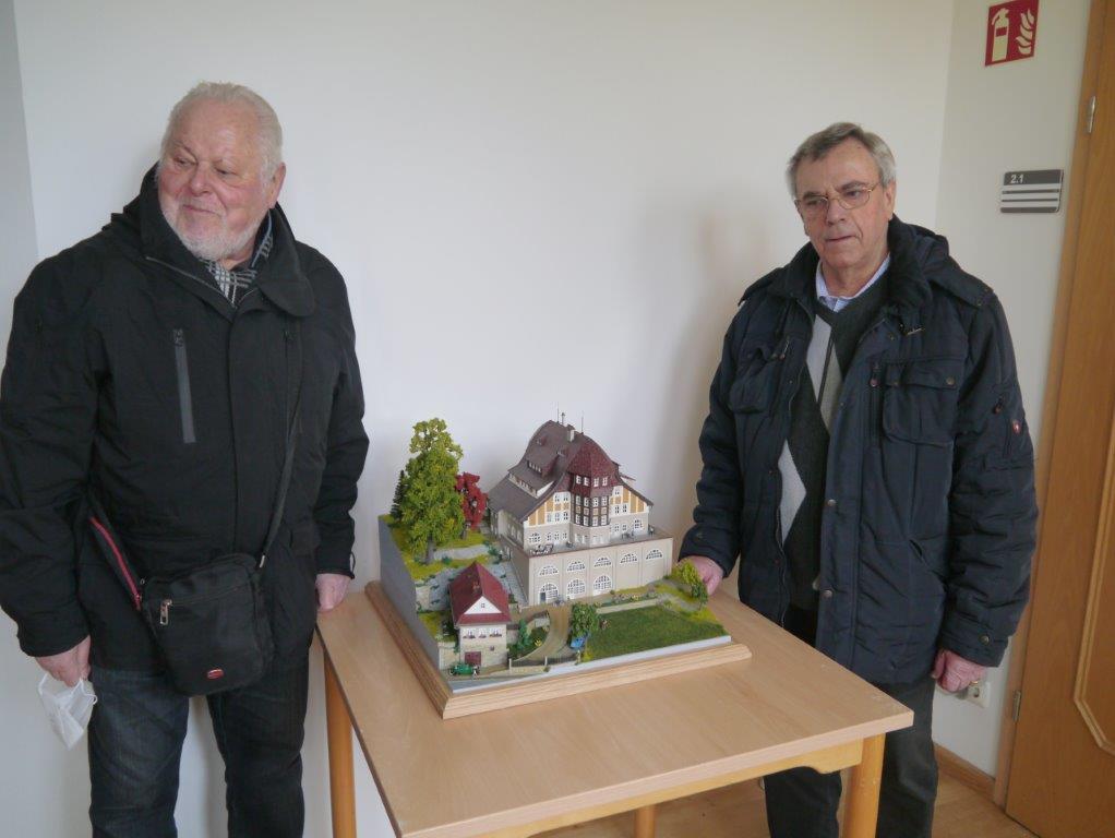 Boberhaus Modell, Rainer, Werner