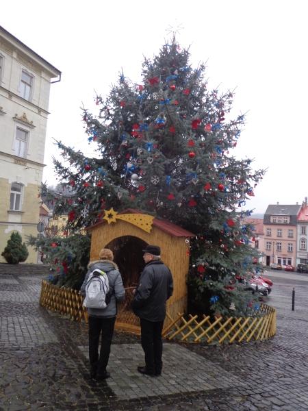 Weihnachten  Benesov 2018