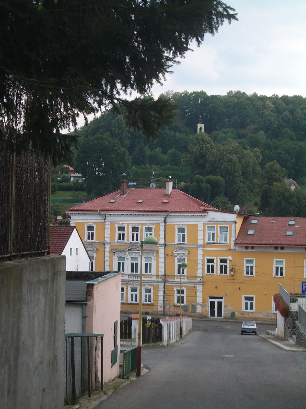 Aktionstag in Benešov nad Ploučnicí