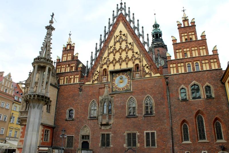 Besuch in Wrocław & Lwówek Slaski durch SPV Mai