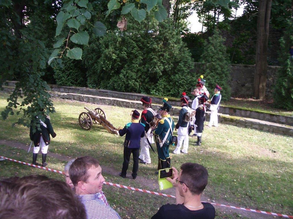 Historisches Picknick, 800 Jahre Lwówek/Śląski