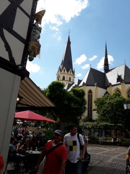Besuch in Troisdorf 2019
