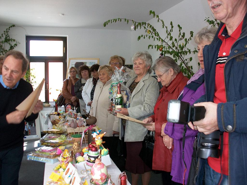 Osterausstellung in Heidenau 2014