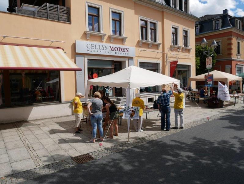 Vereinsmeile Heidenau